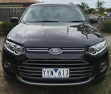 2012 Ford Territory Wagon With 1 YEAR REGO + RWC Gladstone Park Hume Area Preview