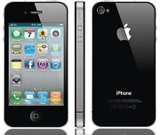 Apple iPhone 4 - 16GB - Black (factory Unlocked) Smartphone