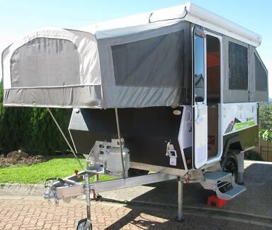2013 Jayco Swift Outback - Superb Condition Highland Park Gold Coast City Preview
