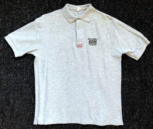 DAVID BOWIE Sound + Vision Tour 1990 Promo CONCERT Crew SHIRT Milton Keynes UK