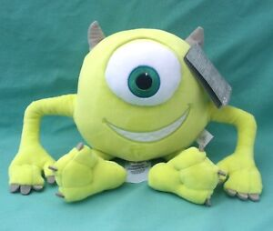 Disney Store Monsters Inc. Mike Plush NWT