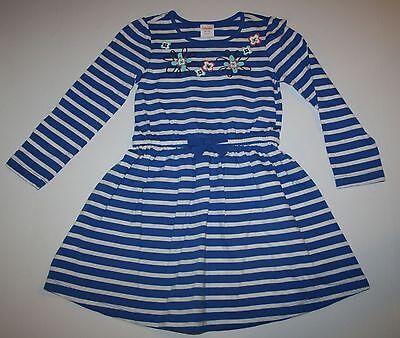 Gestreift Bluebell Sommerkleid Size 4 Jahr Nwt Mix n Linie (Blue Belle Kleid)