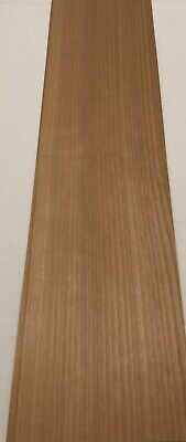 Exotic Anigre Wood Veneer 7 Sheets 36 X 7.513 Sq Ft