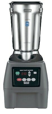 Waring Cb15t Commercial Countertop Food Blender W Metal Container