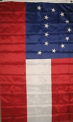 Civil War Robert E Lee Head Quarters FLAG Historical 3'x5' Feet Historic CSA NEW