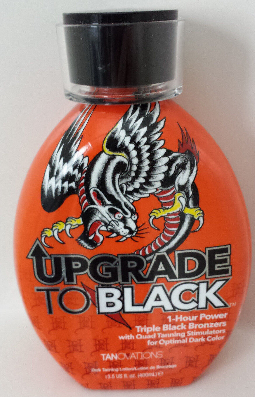 ED HARDY UPGRADE TO BLACK 1 HOUR POWER BRONZER INDOOR TANNIN
