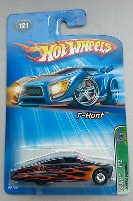 Hot Wheels 2005 Treasure Hunt Purple Passion