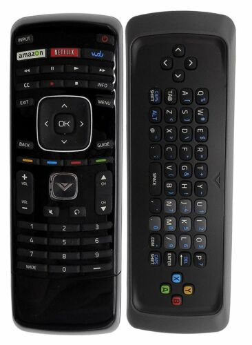 New Replacement Remote Xrt300 Keyboard Vizio Smart Tv Remote With Vudu E600i-b3