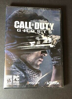 Call Of Duty [Ghosts] (PC/Dvd-Rom) Nuevo