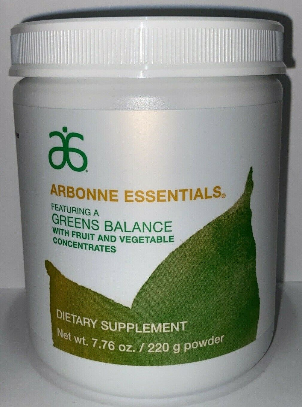 Arbonne Essentials Greens Balance #6232 - Exp date: 06/2022 1