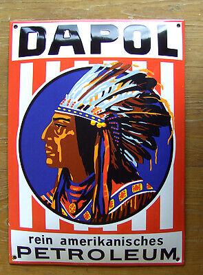 hild,DAPOL PETROLEUM,Indianer,western Zimmer,General Store, (Schilde Store)