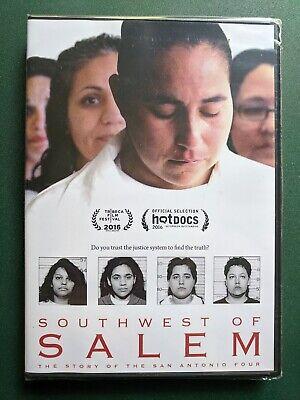 Southwest Of Salem: The Story Of San Antonio Four (DVD) SEALED, Ohio
