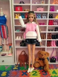 Barbie shoes, Barbie High heels, flats, boots,2 for$1
