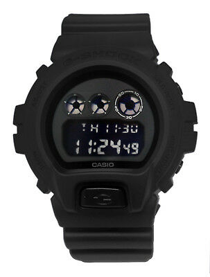 Casio DW6900BB-1 G-Shock Day Date Digital Dial Black Resin Band Watch New comprar usado  Enviando para Brazil