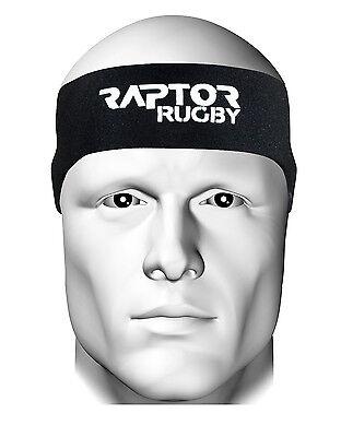 Raptor Rugby Adult/Senior Neoprene Ear Protector Headband/Scrum Cap/Headguard