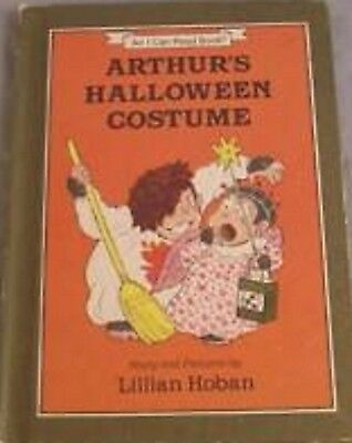 I Can Read: Arthur's Halloween Costume & Honey Bear- Lillian Hoban SHIPS FREE - Arthur's Halloween Book