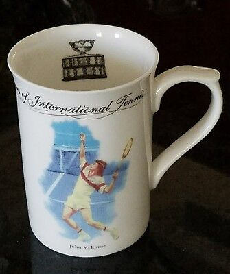 Davis Cup Tennis Coffee Cup   Celebrating 100 Years Of Davis Cup    Very Rare