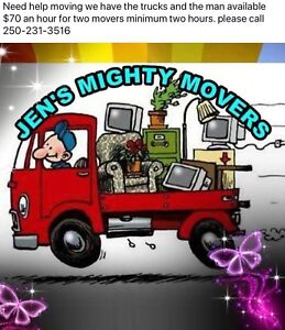 Jen's Mighty Movers