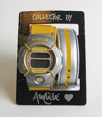 Vintage Limited Edition Casio Baby G-Shock Wrist Watch By Aurele BG-350AB-97 NOS comprar usado  Enviando para Brazil