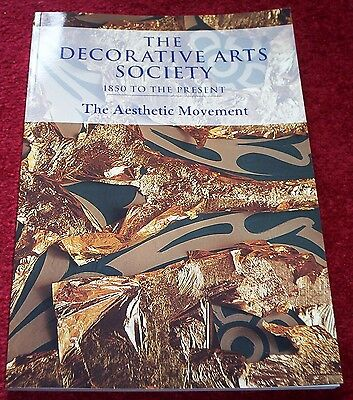 DECORATIVE ARTS SOCIETY JOURNAL 34 (2010)