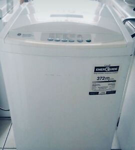 GE Brand 2.6 Cu.ft apartment-size Portable Washer ..can Deliver