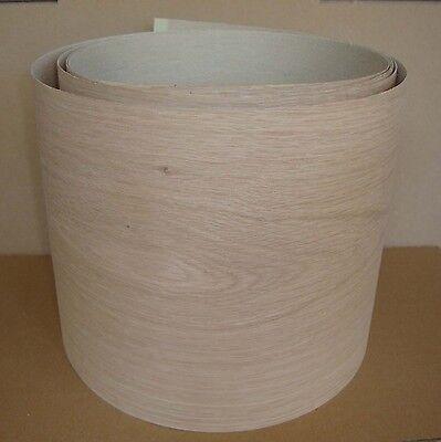 Pre Glued Iron on Oak Wood Veneer Sheets 200mm wide, you choose the Length