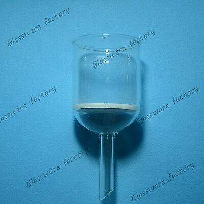 1000ml Funnelglass Buchner Funnellab Glasswareporosity 3lab Glass Funnel