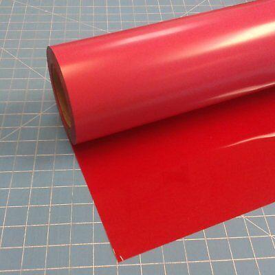 Siser Easyweed Red 15 X 5 Iron On Heat Transfer Vinyl Roll