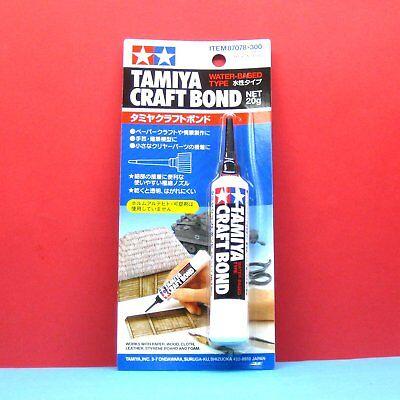 Tamiya 87078 Craft Bond Water Base Type [Net 20g] i