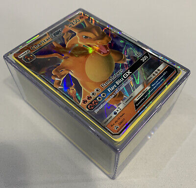 100 + C/UC Pokemon Cards Collection Lot Hidden Fates Charizard GX SM211 Included