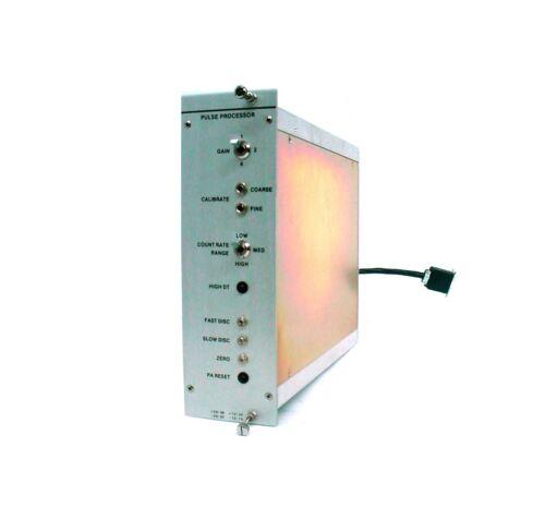 Noran Instruments Pulse Processor 1255 NIM Module w/Connector Cable, Mountable
