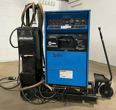 Miller Syncowave 351 Cc Acdc Welding Power Source 903219