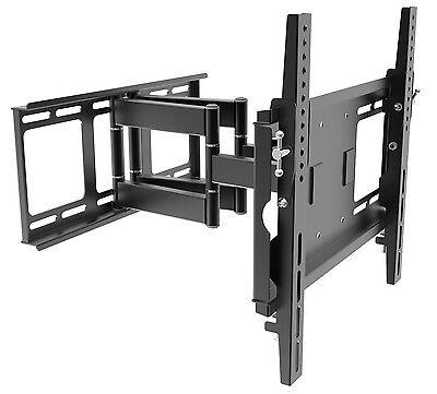 TV Wandhalter 32 bis 70 Zoll schwenkbar neigbar ausziehbar Doppelarm LED LCD 3D online kaufen
