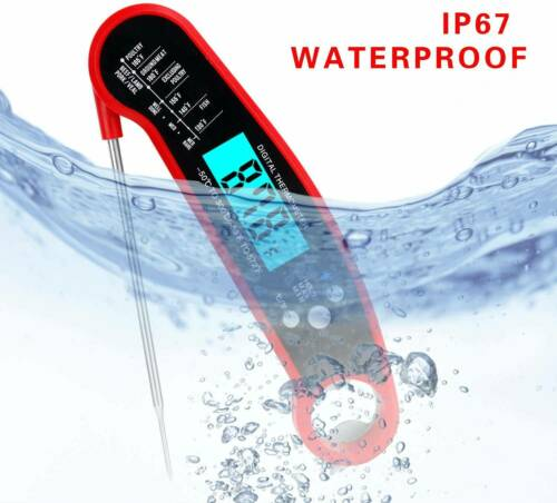 ThermoPro Waterproof Digital Instant Read Meat Thermometer 4