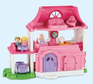 Little people happy home ***French Version**