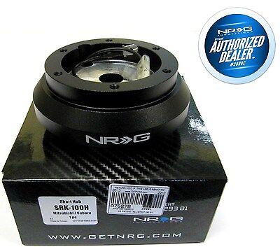 Nrg Hub Adapter - NRG Steering Wheel Short Hub Adapter Eclipse Subaru Impreza WRX SRK-100H