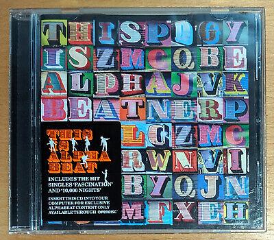 Alphabeat - This is Alphabeat (CD, 2008)