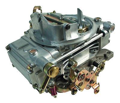 NEW 4 BARREL 4160 GAS CARBURETOR,MANUAL CHOKE,600 CFM,VACUUM SECONDARY,0-1850C Barrel Vacuum Secondary Manual Choke