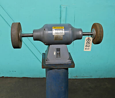 Baldor 8 Industrial Buffergrinder 333b