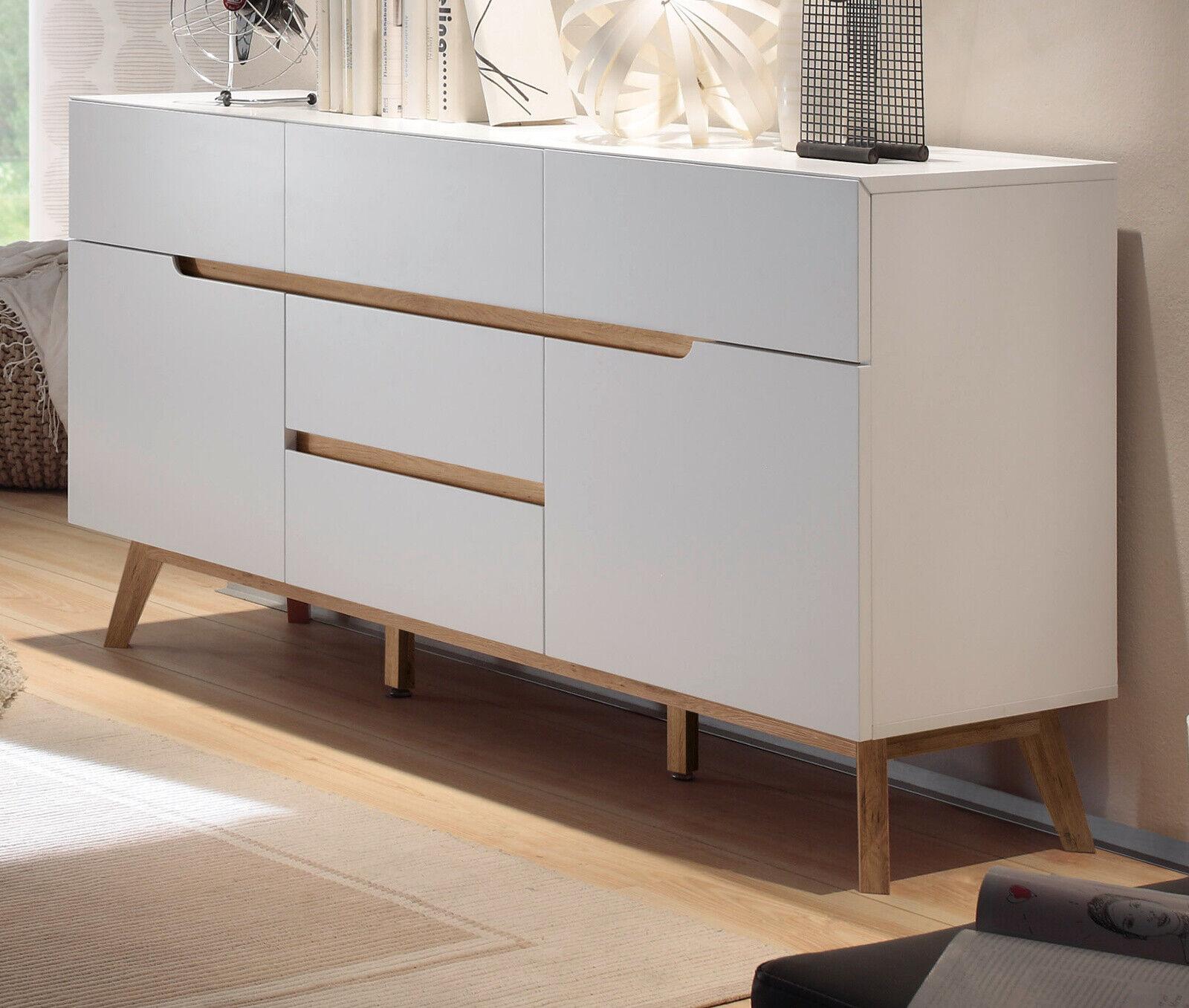 Anrichte Art Deco Kommode Loft Studio Sideboard Industrial Schubldenschrank