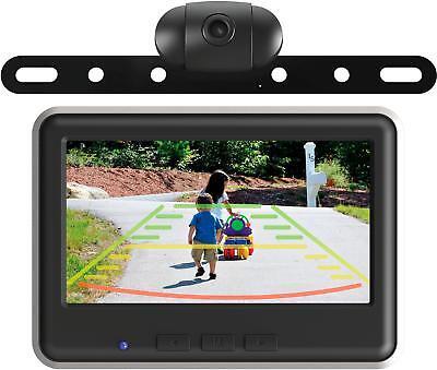 EchoMaster - Wireless Backup Camera and Color Monitor Kit -