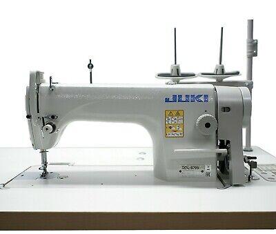 Juki Ddl-8700 Industrial Lockstitch 1 Needle Table Motor Light Assembled New