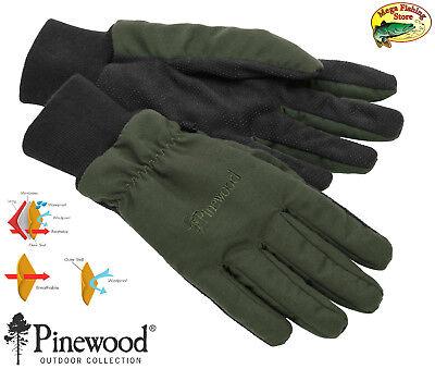 Pinewood 9209 Gregory Thermo Outdoor Handschuhe  Jagd Handschuh Anglerhandschuhe