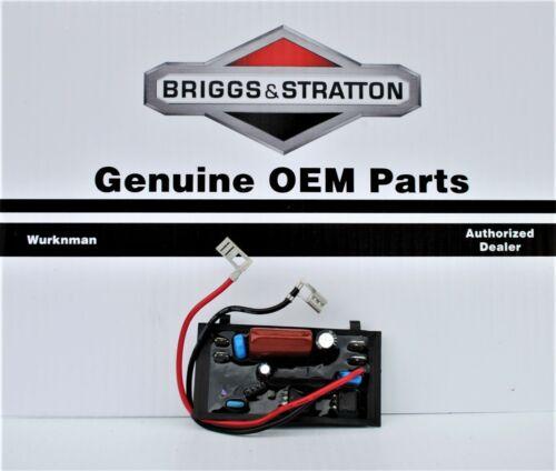 Genuine OEM Briggs &  Stratton 205858GS REGULATOR-VOLTAGE