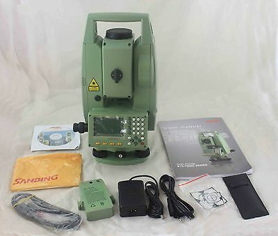 New Sanding Sts-752r6lc Reflectorless 600m Total Station