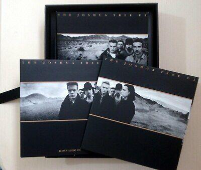 U2 The Joshua Tree & The Unforgettable Fire SUPER DELUXE BOX SETS X2