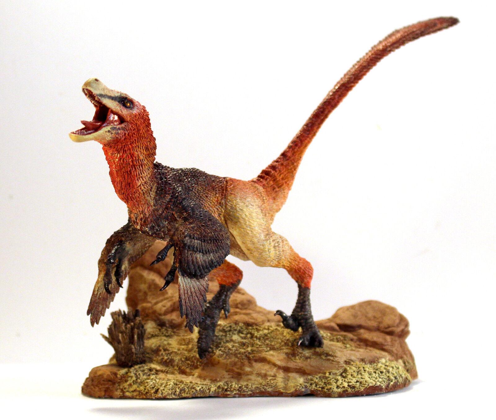 "1//16 scale Dilophosaurus dinosaur resin model kit 16/"" Creative Beast Studio"