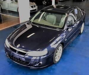 2001 Holden Special Vehicles Vx Senator Signature Sedan - Auto Hoppers Crossing Wyndham Area Preview