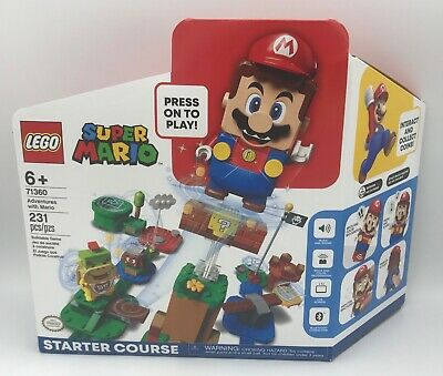 LEGO 71360 Adventures with Super Mario Starter Course- NEW IN BOX