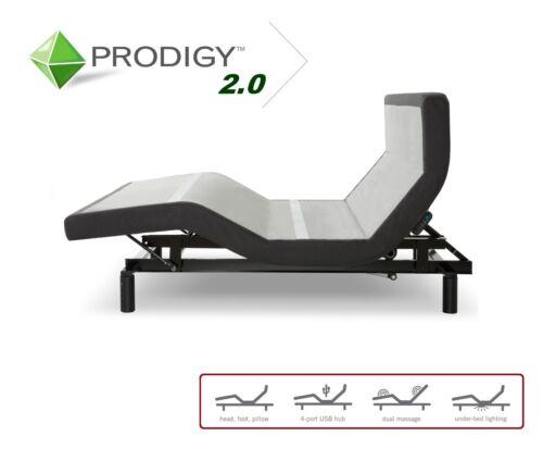 2018 Prodigy-leggett And Platt Adjustable Bed(2 Bases) For All King Mattresses